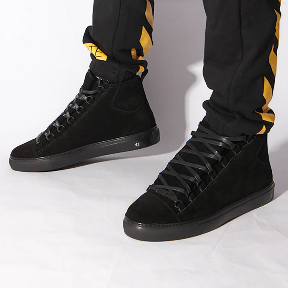 balenciaga high top sneakers