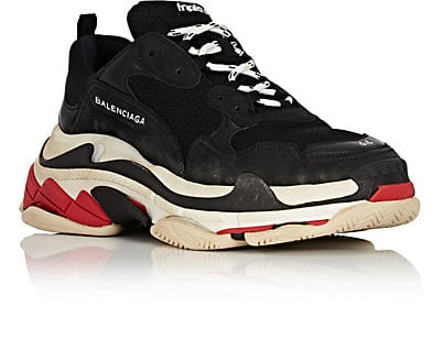 balenciaga platform shoes