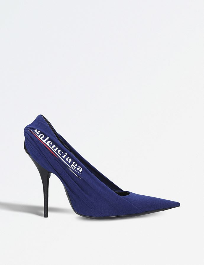 balenciaga shoes womens heels