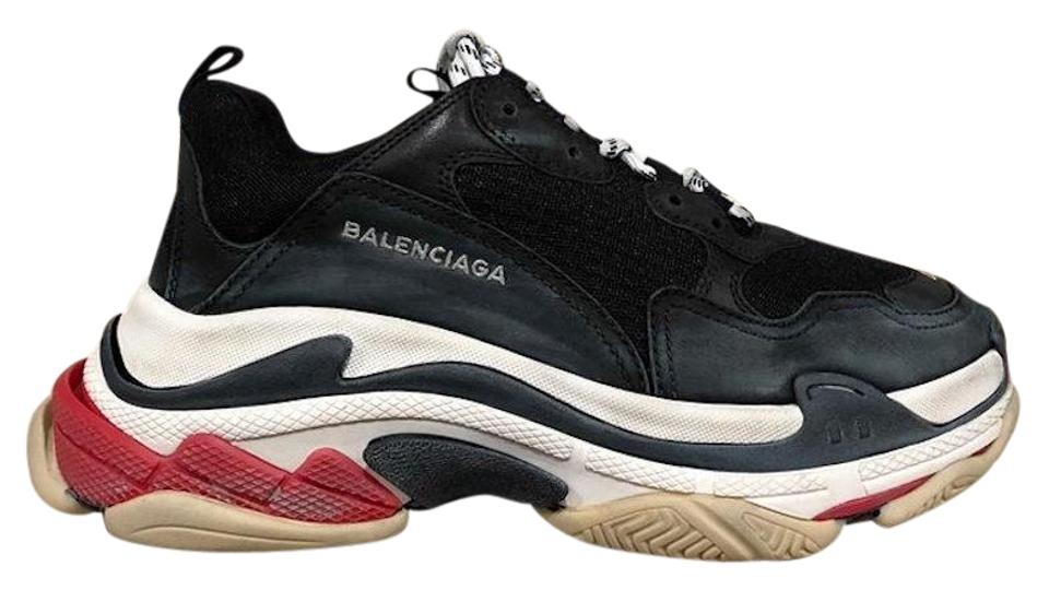 balenciaga trainer sneakers
