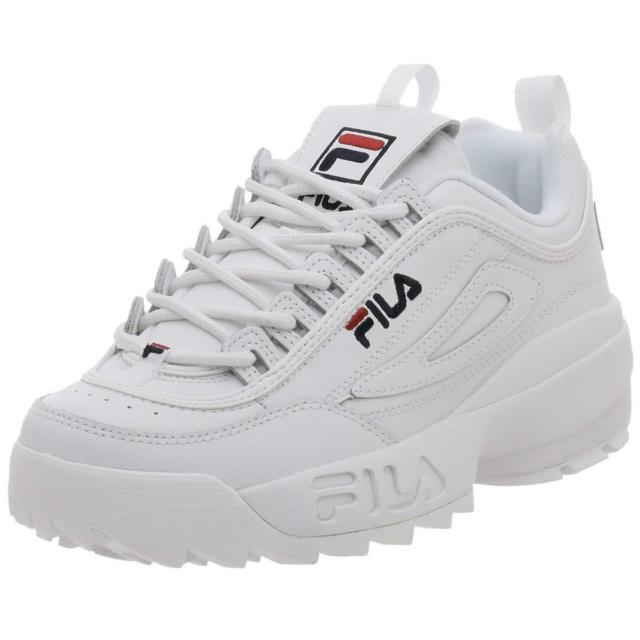fila all white