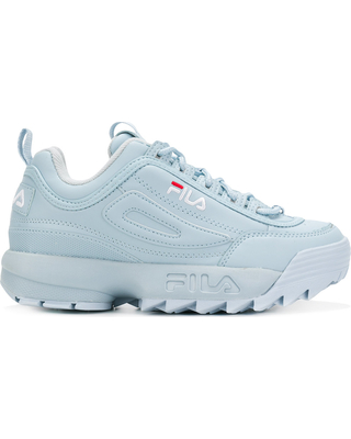 fila blue sneakers