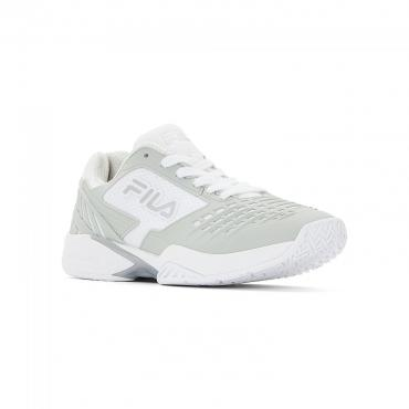 fila white tennis shoes