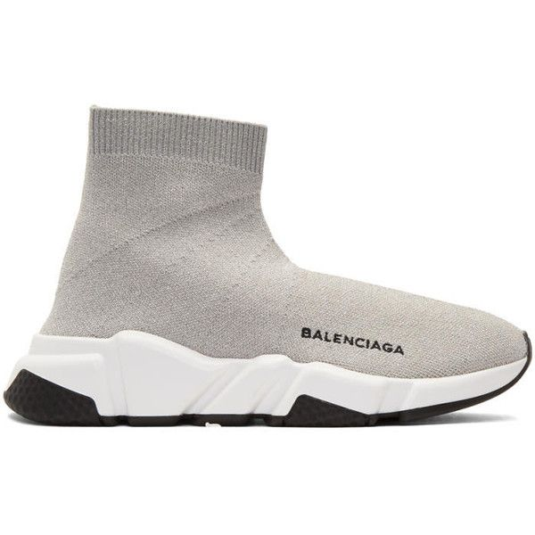grey balenciaga runners