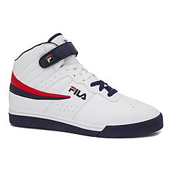 red fila sneakers