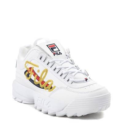 retro fila sneakers
