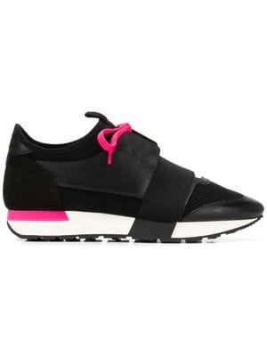 womens black balenciaga sneakers